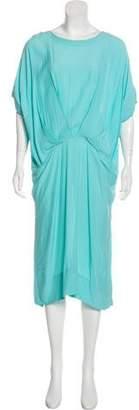 Marni Short Sleeve Midi Dress