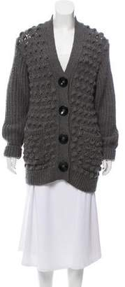 Stella McCartney Heavy Wool Cardigan