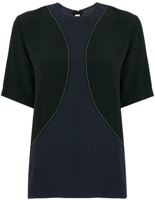 Marni stitched panel T-shirt