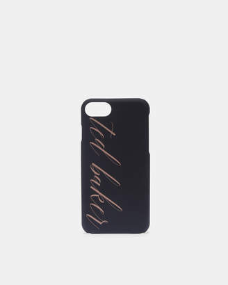 Ted Baker THARESE Logo iPhone 6/6s/7/8 clip case