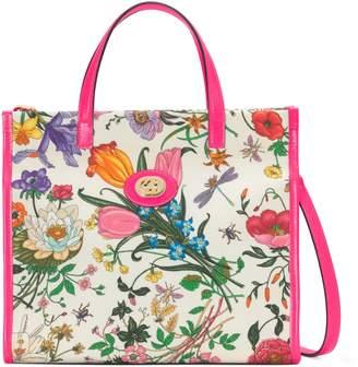Gucci Medium Flora tote bag