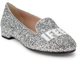 Chiara Ferragni Chiara Glitter Loafers