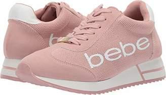 Bebe Women's Brodie Sneaker 8.5 Medium US