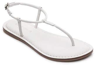 df3bd0c5a337 White Flat Women s Sandals - ShopStyle