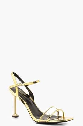 c6709270ed4 boohoo Gold Shoes For Women - ShopStyle Australia