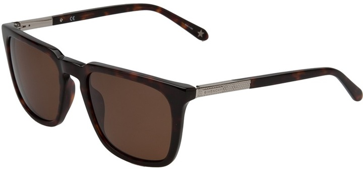 Givenchy havana polarized sunglasses