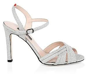 Sarah Jessica Parker Women's Cadence Peep-Toe Heels
