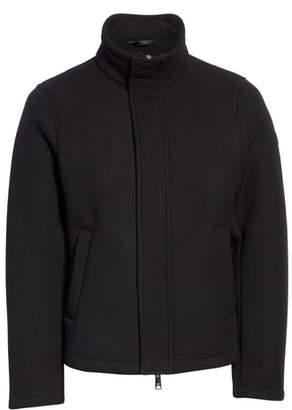 Emporio Armani Broadcloth Down Jacket