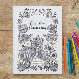 Jonny's Sister Personalised Colouring Book