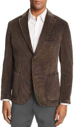 L.B.M Slim Fit Garment-Dyed Corduroy Sport Coat