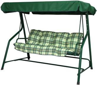 Tubular 2 Seater Swing Hammock