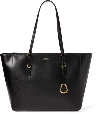 Ralph Lauren Saffiano Leather Tote