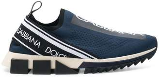 Dolce & Gabbana Low top logo trainers