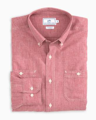 Southern Tide Performance Dock Shirt