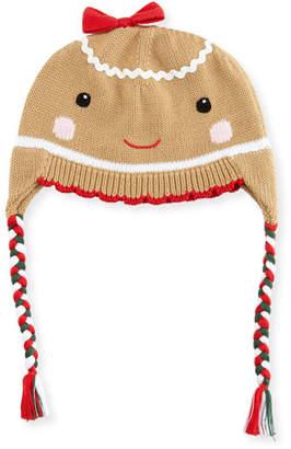 Zubels Girls' Gingerman Knit Hat