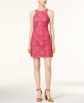 kensie Blossom Lace Dress $89 thestylecure.com