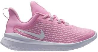 Next Girls Nike Run Pink Renew Rival Junior