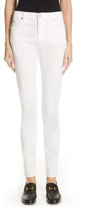 Gucci High Waist Skinny Jeans