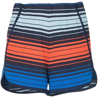 Lndr striped sport shorts