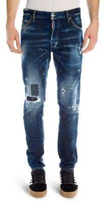 DSQUARED2 Cool Guy Skinny Distressed Jeans