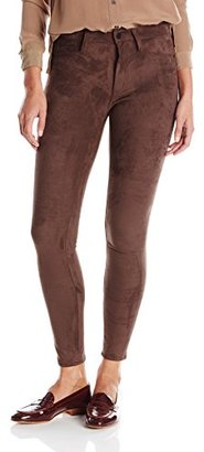 Buffalo David Bitton Women's Ivy Skinny Faux Suede $32 thestylecure.com