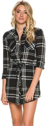 Element Madly Plaid Dress $49.95 thestylecure.com