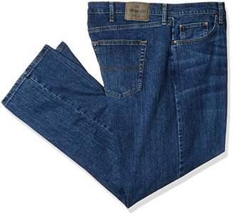 Wrangler Men's Authentics Big Tall Classic 5-Pocket Regular Fit Jean