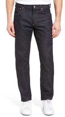 Men's Citizens Of Humanity Sid Classic Straight Leg Jeans $198 thestylecure.com