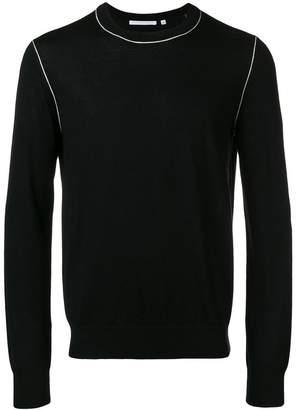 Helmut Lang line details sweatshirt