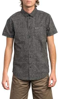 RVCA Benji Short Sleeve Woven Shirt