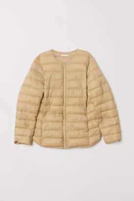 H&M MAMA Padded Jacket - Beige