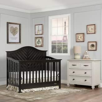 Dream On Me Ella 5-in-1 Convertible Crib