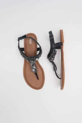 Ardene Coin T-strap Sandals