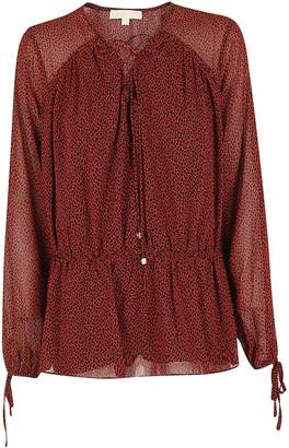 Michael Kors Lace Detail Blouse