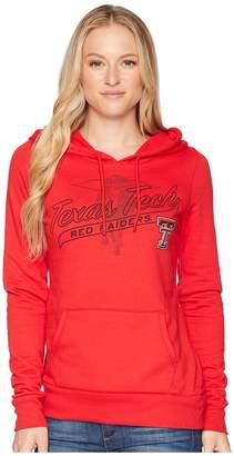 Champion College Texas Tech Red Raiders Eco University Fleece Hoodie Women's Sweatshirt