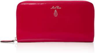 Mark Cross Grace Patent Leather Wallet