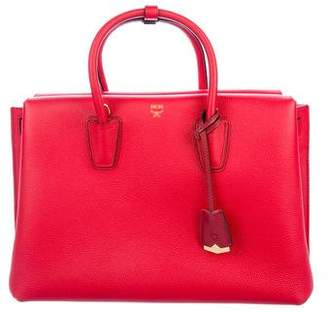 a5e40bbb7c29 MCM Red Tote Bags - ShopStyle
