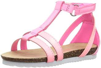 Osh Kosh Brae Girl's T-Strap Sandal