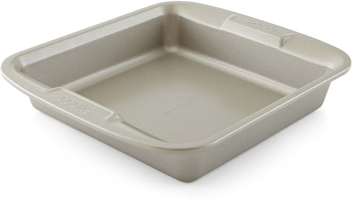 JCPenney Cooks 9 Square Cake Pan
