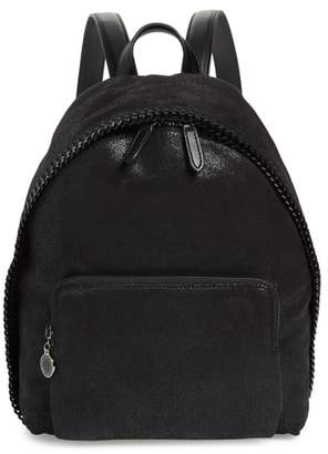 Stella McCartney Small Falabella Faux Leather Backpack