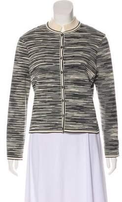 Missoni Wool Printed Cardigan