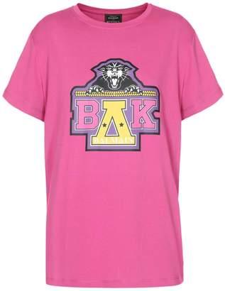 Balmain FOR BEYONC T-shirt For Beyoncé Limited Edition T-shirt With Maxi Bak Print