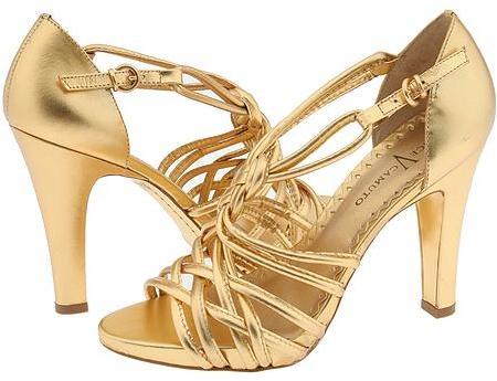 Vince Camuto Ryvah Gold - Footwear
