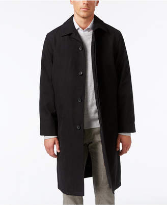 Kenneth Cole New York Men Retz Water Repellent Raincoat
