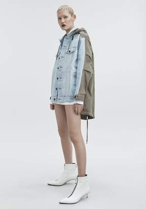 Alexander Wang DAZE MIX JACKET