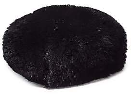 The Fur Salon Women's Fox Fur Hat