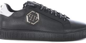 Philipp Plein Logo Plaque Sneakers