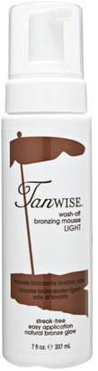 Tanwise Light Wash-Off Mousse
