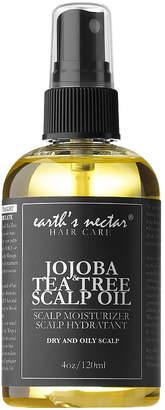 EARTHS NECTAR Earth's Nectar Jojoba & Tea Tree Scalp Oil