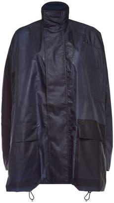 Y-3 Oversized Raincoat